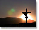 Easter Backgrounds - PowerPoint Slide Shows - Sun Rise