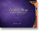 Easter Backgrounds - PowerPoint Slide Shows - Scripture Reading